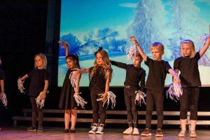 Taniec akademii przedszkolaka