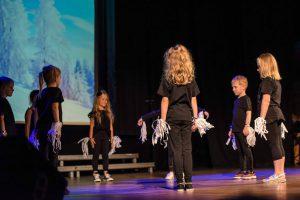 Koncert akademii przedszkolaka w Garwolinie